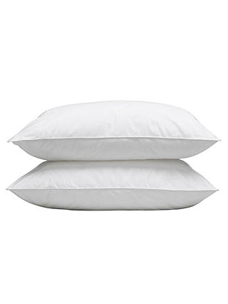 Snuggledown Clusterdown Standard Pillow Pair At John Lewis