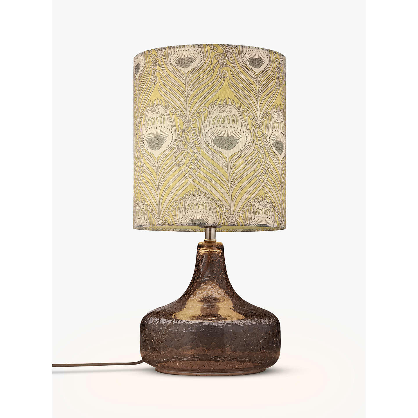 Liberty fabrics john lewis caesar chinois crackle table lamp grey buyliberty fabrics john lewis caesar chinois crackle table lamp grey online at johnlewis aloadofball Gallery