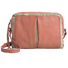 Buy Pieces Jane Leather Across Body Bag Online at johnlewis.com