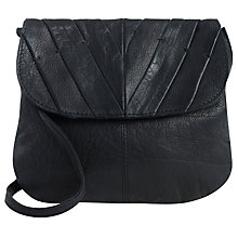 Buy Pieces Leather Across Body Bag Online at johnlewis.com