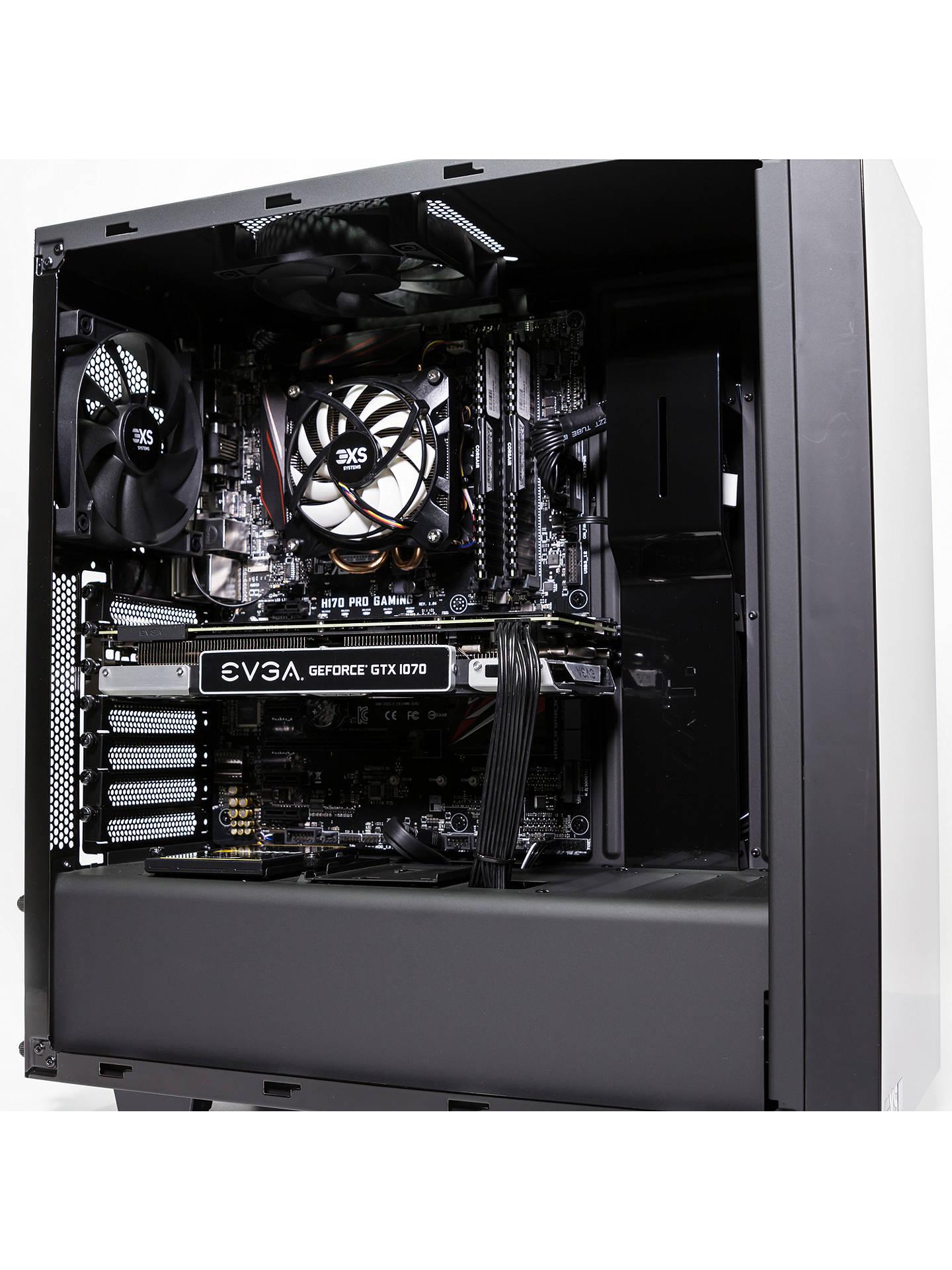 Scan 3XS Gamer 7 Desktop PC, Intel Core i7, 16GB RAM, 1TB