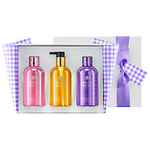 Buy Molton Brown Perfect Picnic Bathing & Hand Gift Trio Online at johnlewis.com