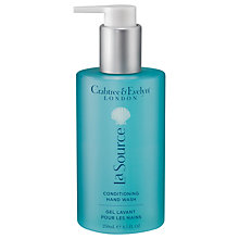 Buy Crabtree & Evelyn La Source Conditioning Hand Wash, 250ml Online at johnlewis.com