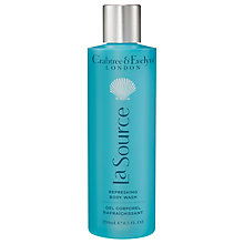 Buy Crabtree & Evelyn La Source Refreshing Body Wash, 250ml Online at johnlewis.com