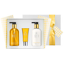 Buy Molton Brown Comice Pear & Wild Honey Handcare Gift Set Online at johnlewis.com