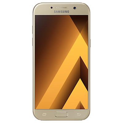Samsung Galaxy A5 Smartphone (2017), Android, 5.2, 4G LTE, SIM Free, 32GB