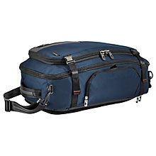 Buy Briggs & Riley BRX Exchange Medium Duffel, Blue Online at johnlewis.com