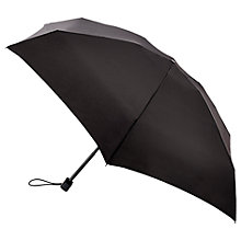 Buy Fulton Storm Umbrella, Black Online at johnlewis.com