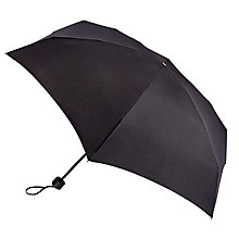 Buy Fulton Round Umbrella, Black Online at johnlewis.com