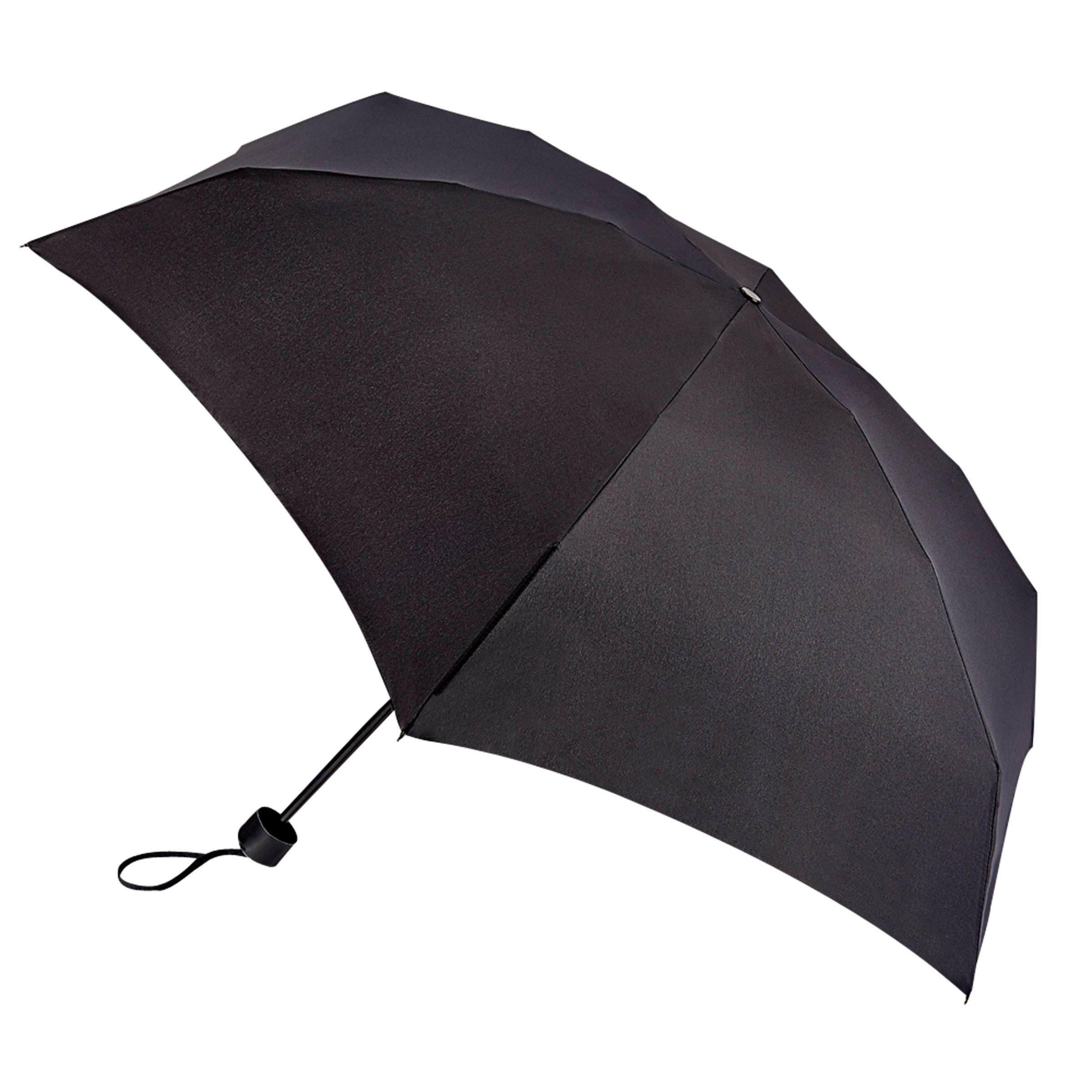 Fulton Fulton Round Umbrella, Black