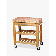 Buy Eddingtons Leverton Trolley, FSC-Certified (Beech) Online at johnlewis.com