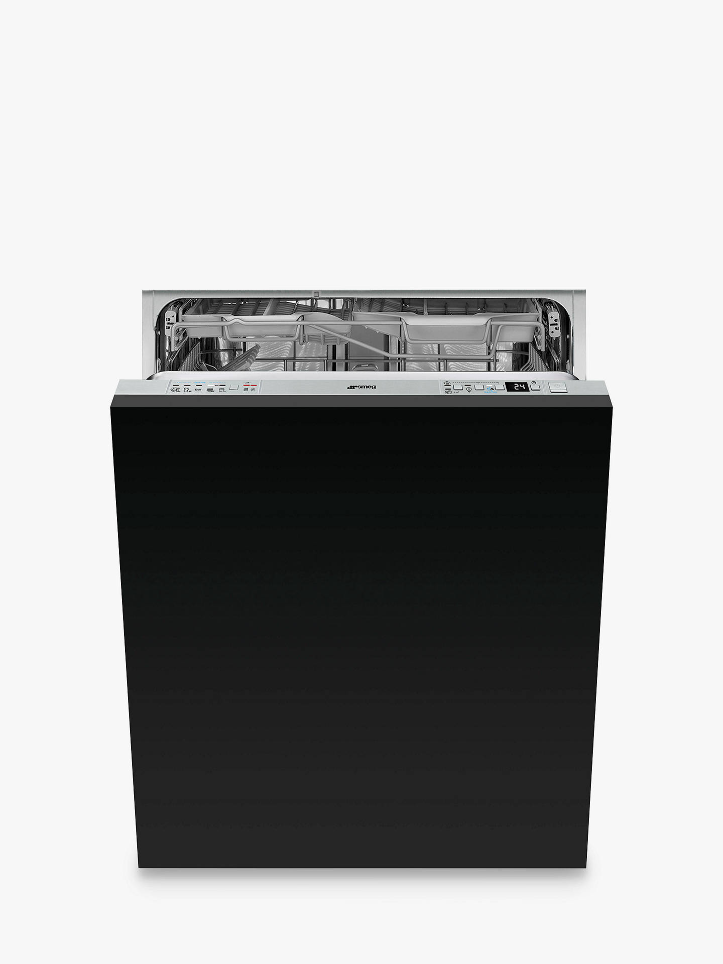 Buy Smeg DI613PMAX Integrated Dishwasher Online at johnlewis.com
