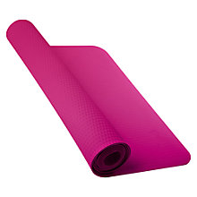 Buy Nike 3mm Yoga Mat, Pink Online at johnlewis.com