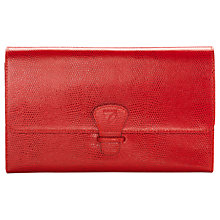 Buy Aspinal of London Classic Leather Travel Wallet Online at johnlewis.com