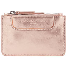 Buy Liebeskind Matti Card Holder, Rose Gold Online at johnlewis.com
