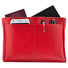 Buy RedDog Voyager Leather BagPod Organiser Online at johnlewis.com