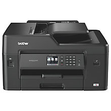 Buy Brother MFC-J6530DW Wireless All-in-One A3 Colour Inkjet Printer & Fax Machine Online at johnlewis.com