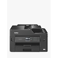 Buy Brother MFC-J5335DW Wireless All-in-One Colour Inkjet Printer & Fax Machine with A3 Printing Online at johnlewis.com