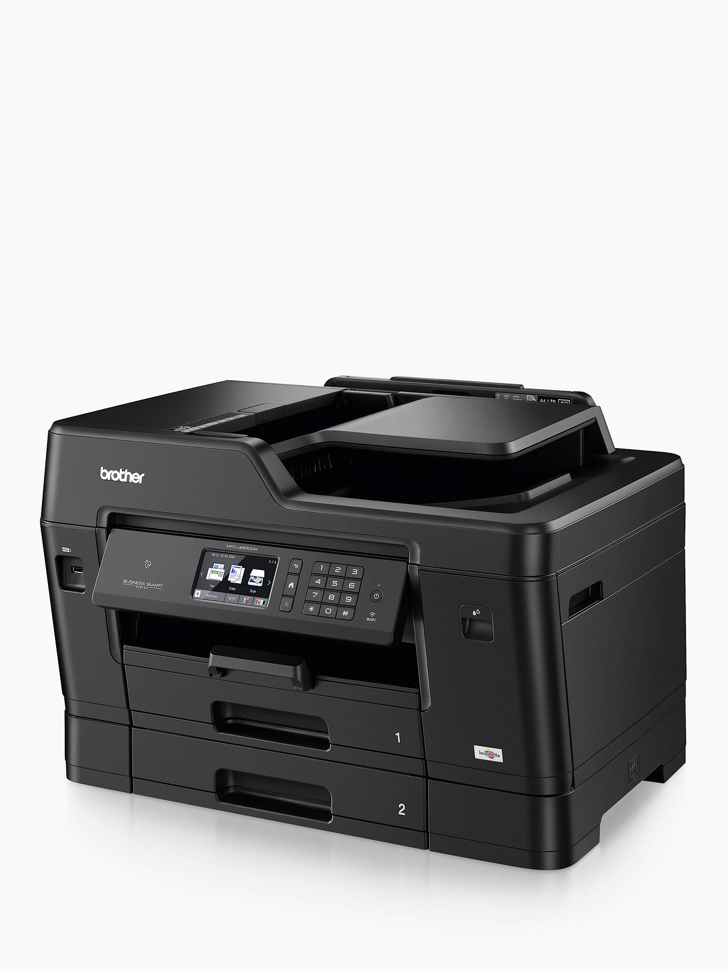 Brother MFC-J6930DW Wireless All-in-One A3 Colour Inkjet Printer & Fax  Machine with NFC