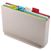 Buy Joseph Joseph Index Chopping Board Set Online at johnlewis.com