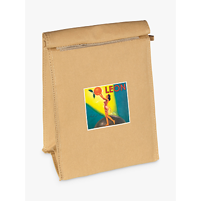 LEON Paper Cooler Bag