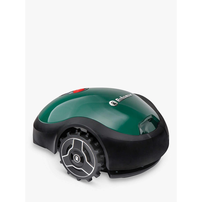 robomow rx12u robotic lawnmower at john lewis. Black Bedroom Furniture Sets. Home Design Ideas