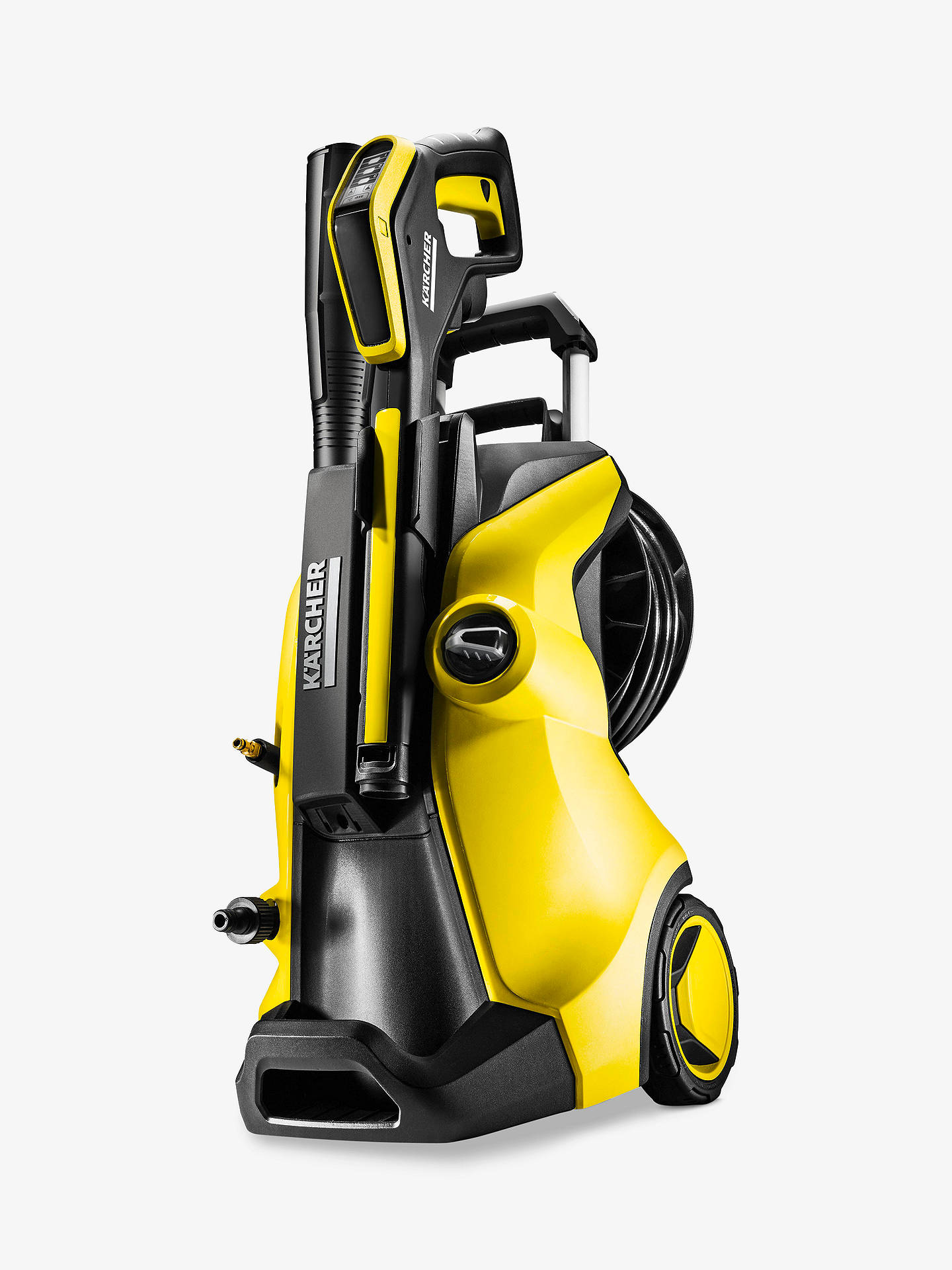 k rcher k5 premium full control plus home pressure washer at john lewis partners