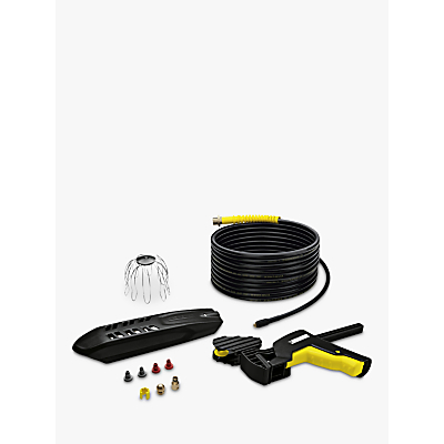 Kärcher PC20 Gutter and Pipe Cleaning Set