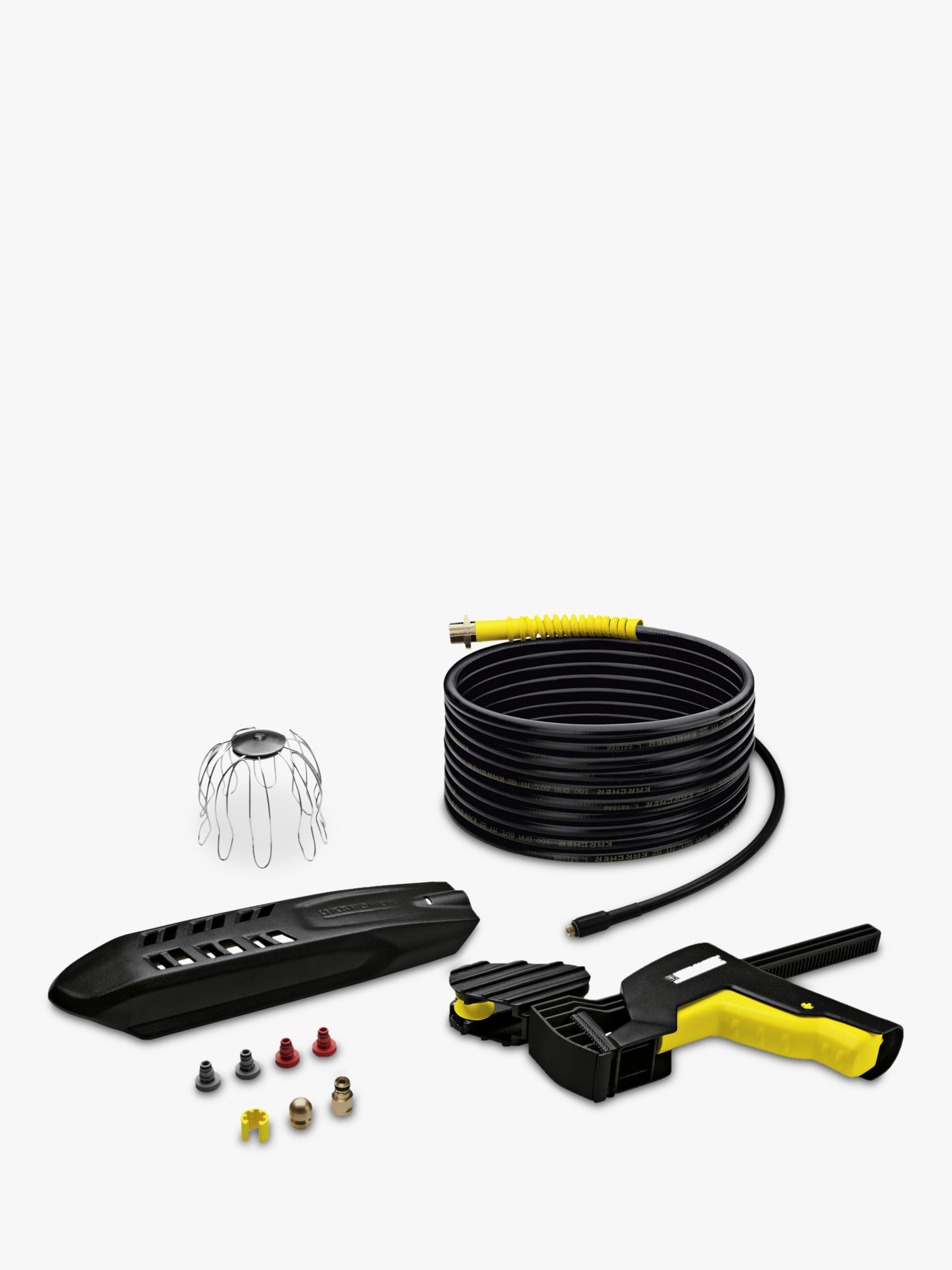 Karcher Kärcher PC20 Gutter and Pipe Cleaning Set