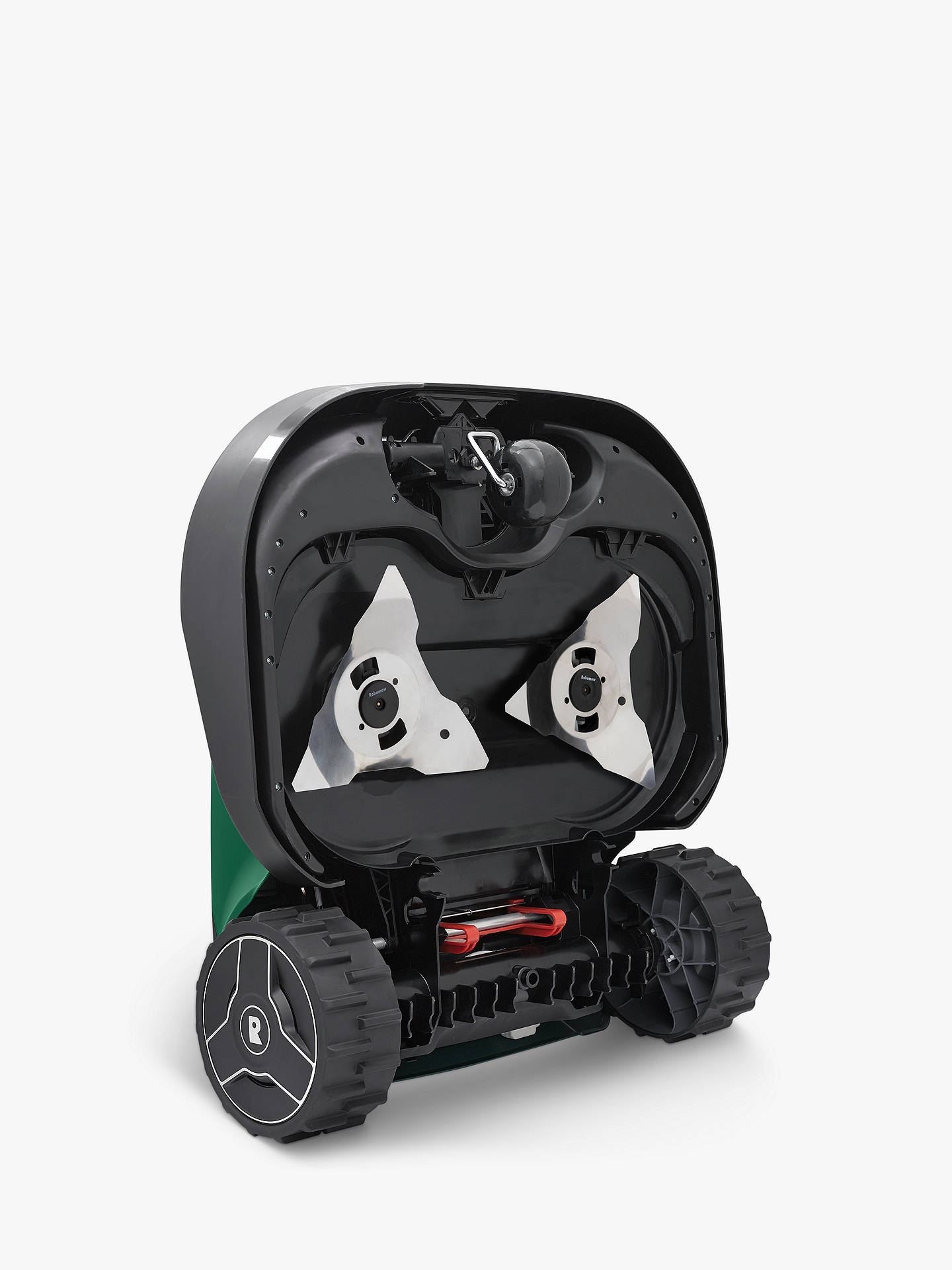 Buy Robomow RS635 Pro SX Automatic Robotic Lawnmower Online at johnlewis.com
