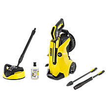 Buy Kärcher K4 Premium Full Control Car and Home Pressure Washer Online at johnlewis.com