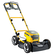 Buy Stiga Multiclip 50 S AE 80V Battery Self-Propelling Lawnmower Online at johnlewis.com