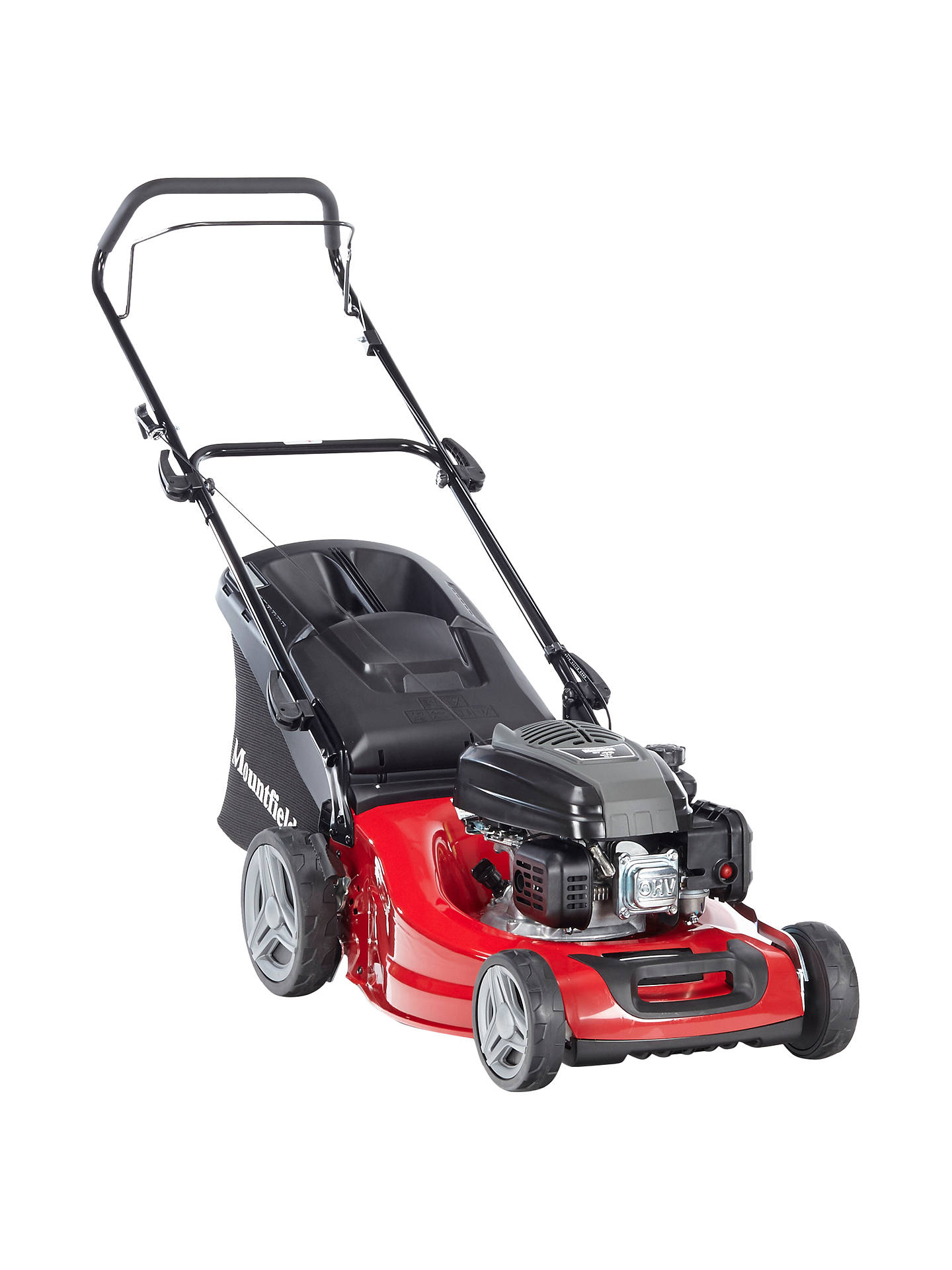 Mountfield S481HP Hand Propelled 140cc Petrol Lawnmower