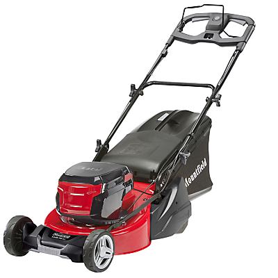Mountfield S46RPD Li Self Propelled 80V Roller Battery Lawnmower