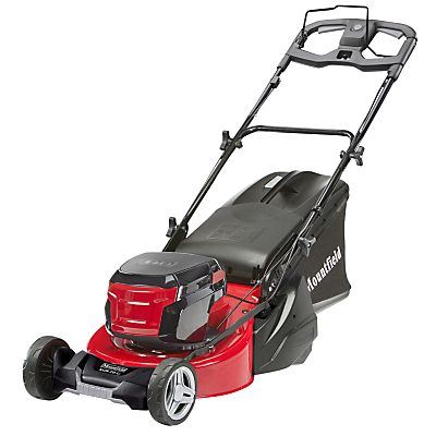 Mountfield S42RPD Li Self Propelled 80V Roller Battery Lawnmower