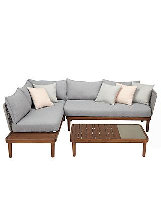 Design Project by John Lewis No.096 Lounging Chaise, Sofa & Coffee Table, FSC-Certified (Acacia)