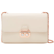 Buy Ted Baker Vinaa Leather Across Body Bag Online at johnlewis.com