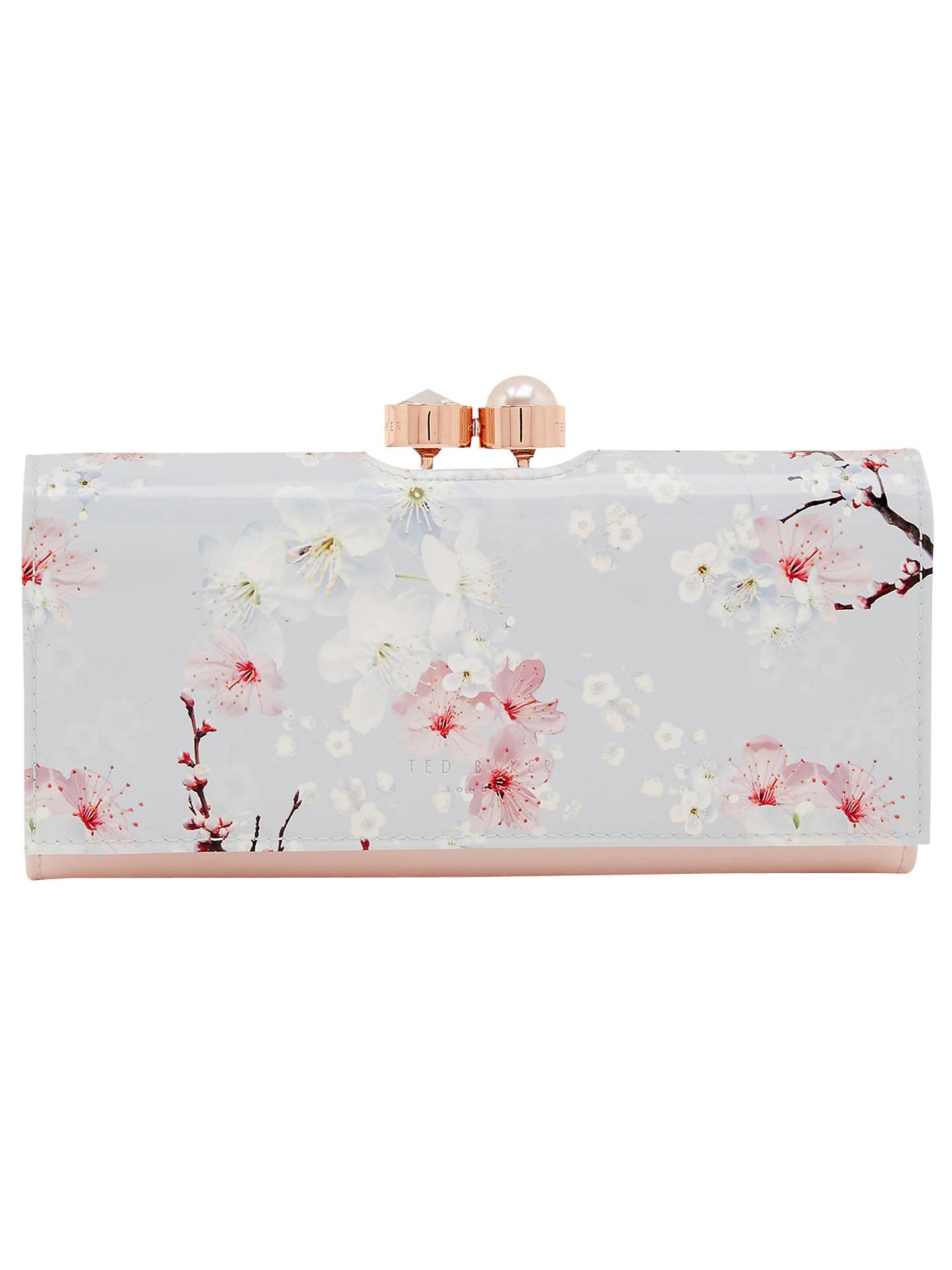 5f0b1bf5cf6271 Buy Ted Baker Chiara Oriental Blossom Leather Matinee Purse