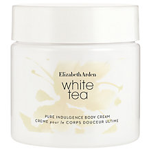 Buy Elizabeth Arden White Tea Body Cream, 400ml Online at johnlewis.com