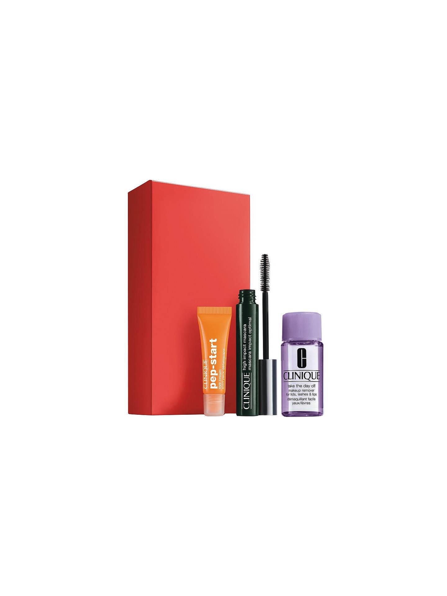 888611b428c Buy Clinique High Impact™ Mascara Gift Set Online at johnlewis.com