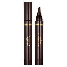 Buy Yves Saint Laurent Couture Brow Marker, Dark Brown Online at johnlewis.com