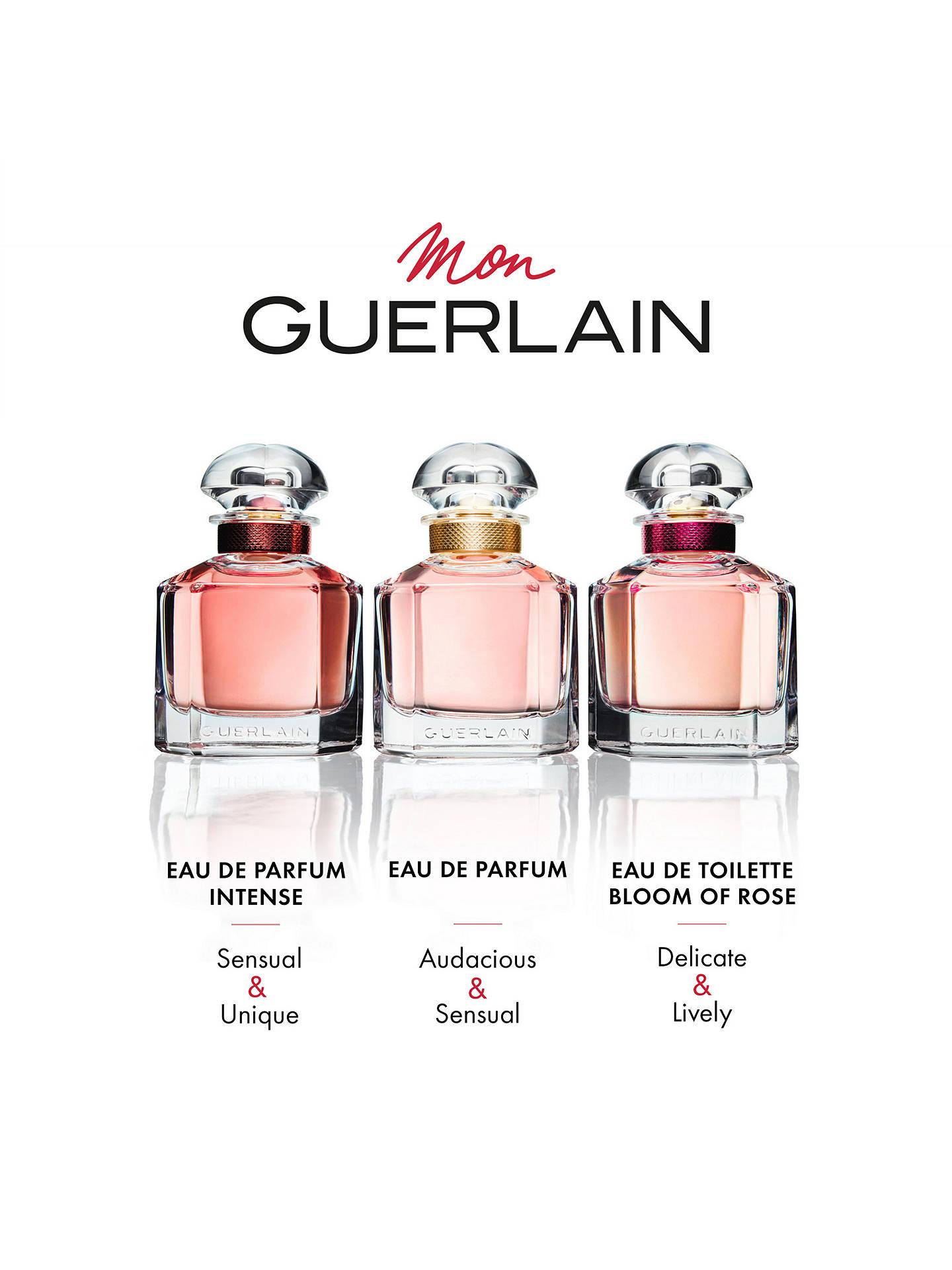 Comment Faire Des Badges Maison guerlain mon guerlain eau de parfum at john lewis & partners