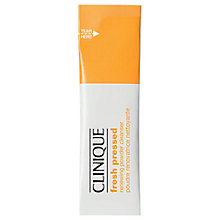 Buy Clinique Fresh Pressed Renewing Powder Cleanser with Pure Vitamin C, 28 x 0.5g Online at johnlewis.com