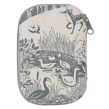 Buy John Lewis Heartwood Scenic Print Sewing Kit, Grey Online at johnlewis.com