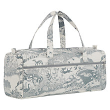 Buy John Lewis Heartwood Scenic Rectangular Sewing Machine Bag, Grey Online at johnlewis.com