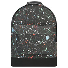 Buy Mi-Pac Splattered Backpack, Multi Online at johnlewis.com