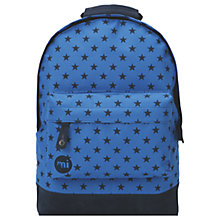 Buy Mi-Pac All Stars Mini Backpack, Royal Blue Online at johnlewis.com
