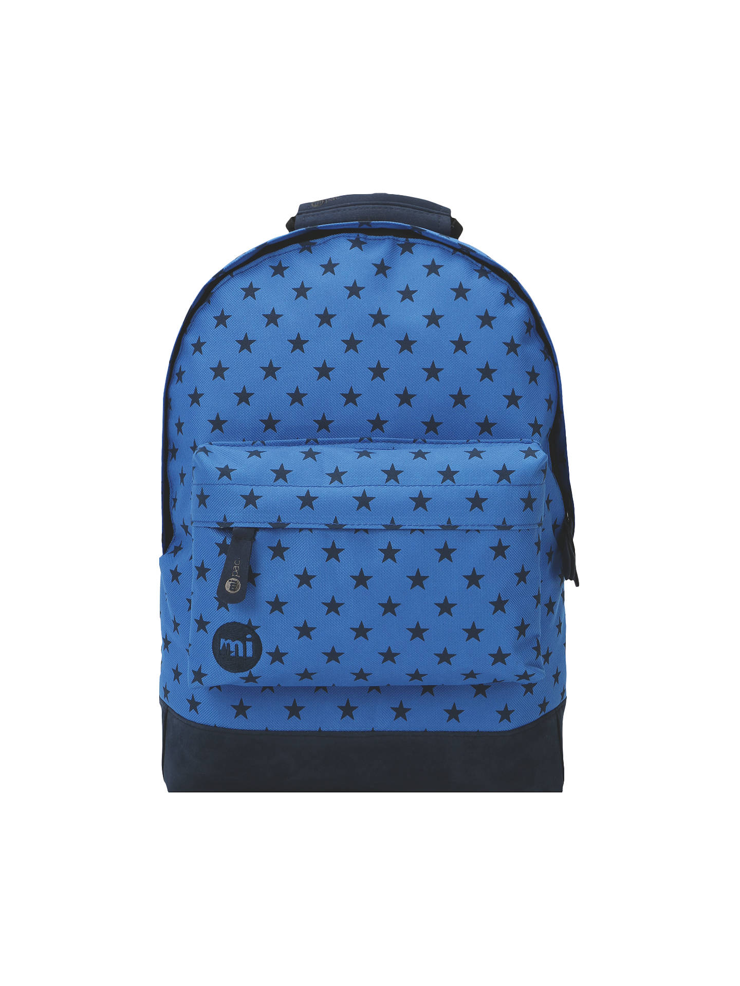 a131b40698ed6 Buy Mi-Pac All Stars Mini Backpack, Royal Blue Online at johnlewis.com ...