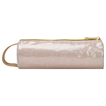 Buy Mi-Pac Glitter Pencil Case, Pink Online at johnlewis.com