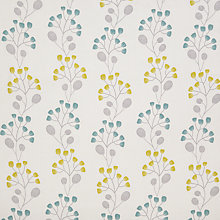 Buy John Lewis Seedlings Curtain, Spruce Online at johnlewis.com